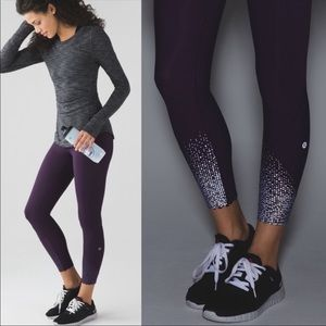 Lululemon Tight Reflective 6/16 Release